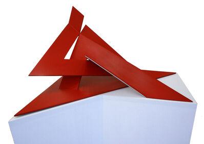 Octavio Herrera, 'Triangles Rouges', 2010