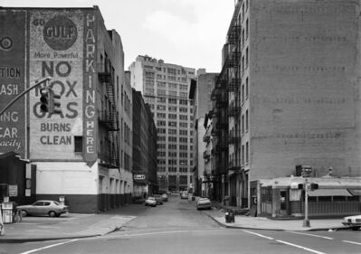 Thomas Struth, 'Leonard Street, New York, Tribeca 1978', 1978