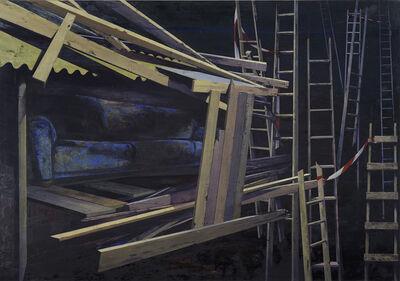 Katrin Brause a.k.a. Heichel, 'Scheitern [Heim III]', 2018