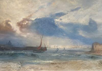 Hiroyuki Masuyama, 'Storm at Sunset, 1840', 2010