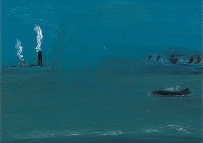 Kathryn Lynch, 'Boat on the Hudson', 2016