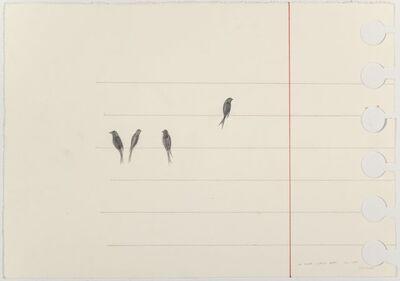 Javier Calleja, 'Birds', 2015