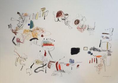 John McLaughlin, 'Table and Chair', 2014