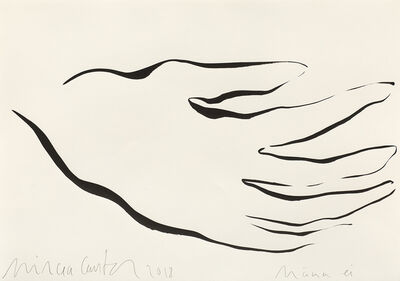 Mircea Cantor, 'Mâna ei', 2018