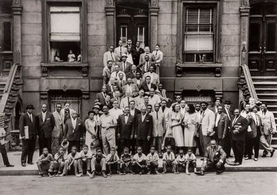 Art Kane, 'A great day in Harlem', 1958