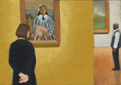 Judith Wyer, 'Gauguin's Girl', 2018