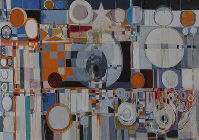 Sarah Frassinelli, 'Circles and Stars', 1964