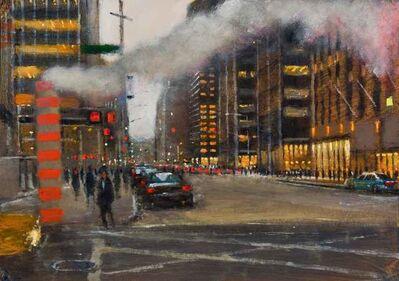 Clive McCartney, 'Smoke, 6th Avenue', 2020