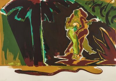 Allen Jones, 'The Glade (from Islands) (Lloyd 102b)', 1988