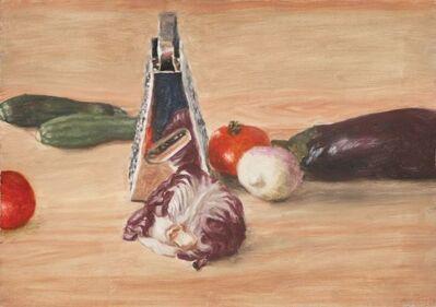 Avigdor Arikha, 'Still Life', 1984