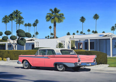 Danny Heller, 'Canyon View Galaxie', 2021