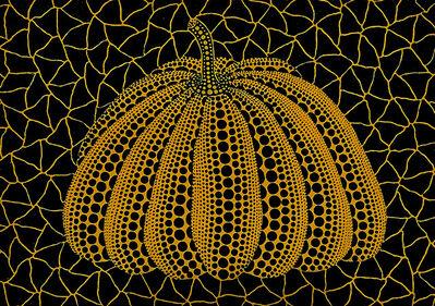 Yayoi Kusama, 'Pumpkin  (gold)     ', 1995