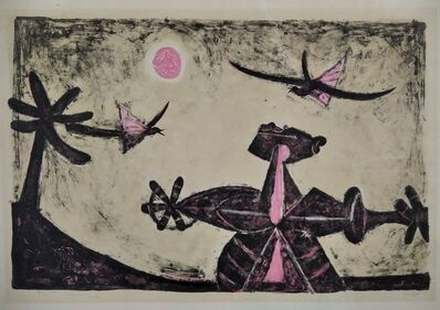 Rufino Tamayo, 'Untitled', 1996