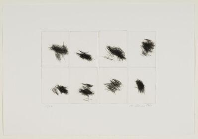 William Anastasi, 'Without Title (Pocket Drawing)', 2000