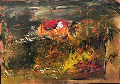 Gérard Economos, 'Cabin in Landscape', 2013