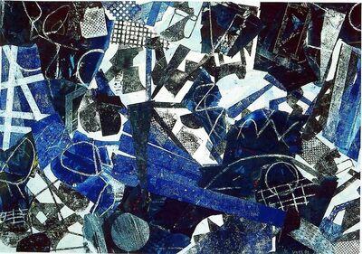 Jan Voss, 'Ohne Titel (WVZ 92077)', 1992
