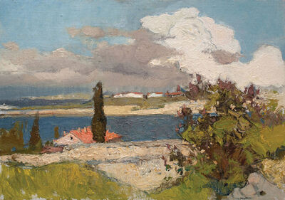 Igor Shipilin, 'On the Sea', 2015
