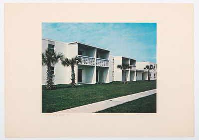 Allen Jones, 'Florida Suite – Flats (C) ', 1968