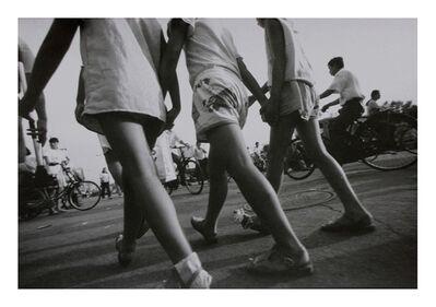 Mo Yi, 'Images Through a dog's Mind No.3  狗眼的照相 No.3', 1995