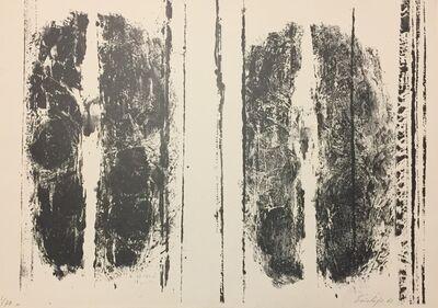 Toti Scialoja, 'Untitled', 1961