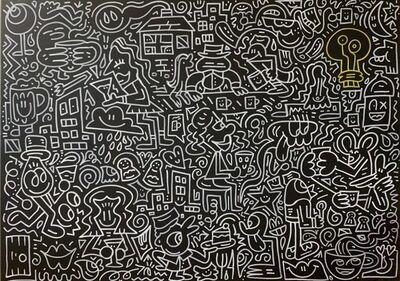 Mr. Doodle, 'Doodlehawks', 2019