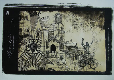 Swoon, 'Untitled', 2010