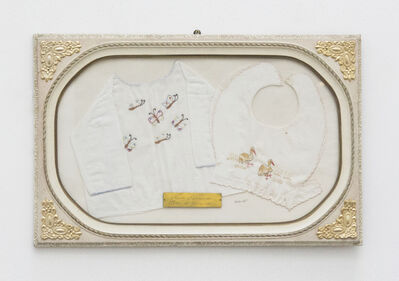 Paulo Bruscky, 'Meus primeiros bens de consumo', 1975