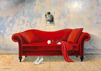 Avi Belaish, 'Red Love Seat', 2017