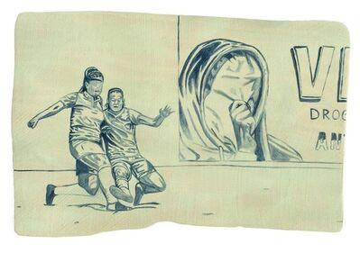Ricardo Orozco, 'Actividades Cotidianas pt.1', 2017
