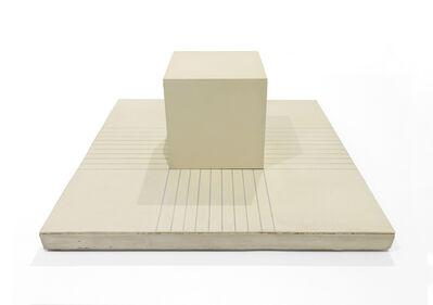 Sol LeWitt, 'Cube with Hidden Cubes', 1968