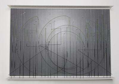 Jesús Rafael Soto, 'Verde Superior', 1998
