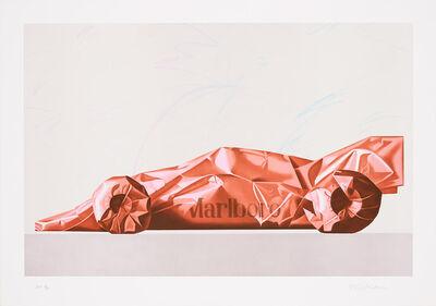 Yrjo Edelmann, 'Wrapped McLaren I ', 1989