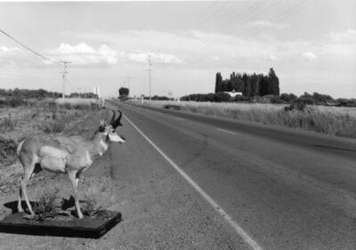 Ingeborg Gerdes, 'Near Burns, Oregon', 1984