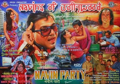 Navin Rawanchaikul, 'Navins of Bollywood 1', 2007