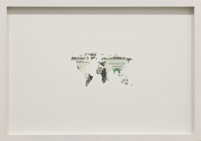 Tom Molloy, 'Map', 2006