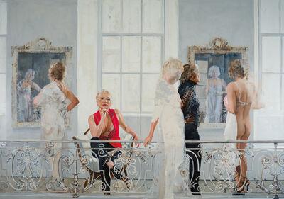 Patrick Pietropoli, 'Fashion Show', 2020