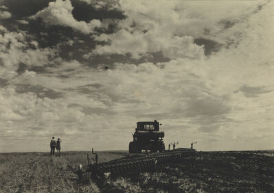 Margaret Bourke-White, 'Soukhoz No 2- Rikud, USSR', 1930