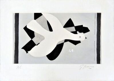 Georges Braque, 'L'oiseau et son ombre III ', 1961