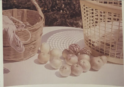 Vivian Maier, 'Untitled, n.d, Fruit Basket Rare Lifetime print ', n/a