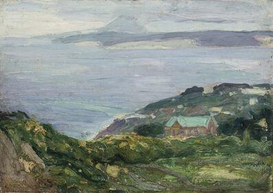 Henry Ossawa Tanner, 'Coastal Landscape, France', 1912