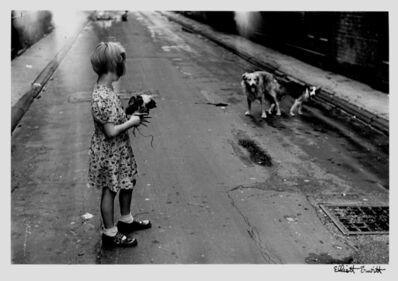 Elliott Erwitt, 'Dogs in a Street', 1970