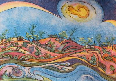 Cecilia Rossey, 'Landscape, Taffy', 2017