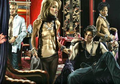 Terry Rodgers, 'Mise en scene', 2015