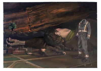 Tiago Baptista, 'Guarda da noite', 2016