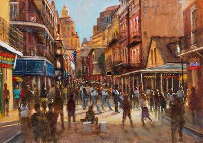 Clive McCartney, 'Rhythms on Bourbon Street, New Orleans', 2019