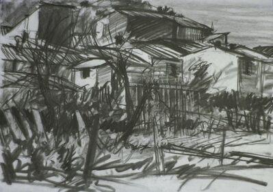 Geoffrey Lefever, 'Provencal farmhouse', 1969