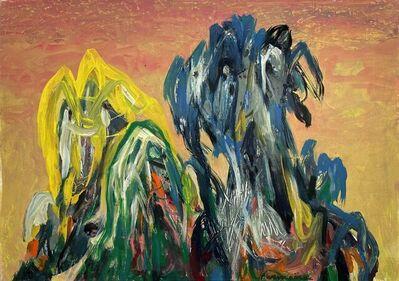 Pierre Wemaëre, 'Untitled ', 1989