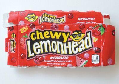 Thomas Pfannerstill, 'Chewy Lemonhead', 2019