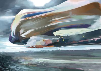 Kai Schiemenz, 'Wolke', 2005