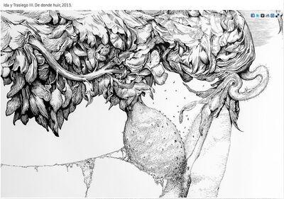 Jesús Zurita, 'IDA Y TRASIEGO (Detalle)', 2013
